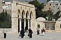 Jerusalem-Tempelberg-76-moslemische Frauen-2010-gje.jpg
