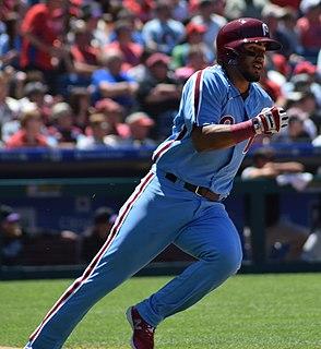 Jesmuel Valentín Puerto Rican baseball player