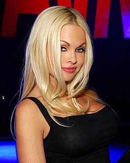 Jesse Jane American pornographic actress