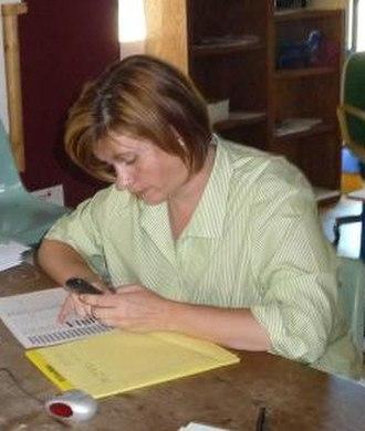 Jessica King - Image: Jessica King(a Democratic member of the Wisconsin Senate)
