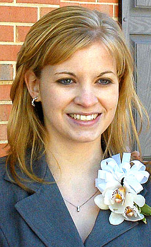 Jessica Lynch - Jessica Lynch at the Walter Reed Army Medical Center on April 28, 2004.