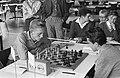 Jeugdwereldkampioenschappen schaken in Den Haag . 10 A. Kuindzhi , 11 Zuidema , , Bestanddeelnr 912-8575.jpg