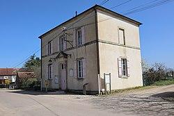 Jeux-lès-Bard (21) Mairie.jpg