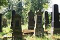 Jewish cemetery in Kladno 15.JPG