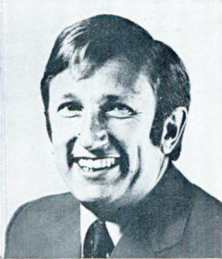 Jeffords in 1975, as a freshman congressman