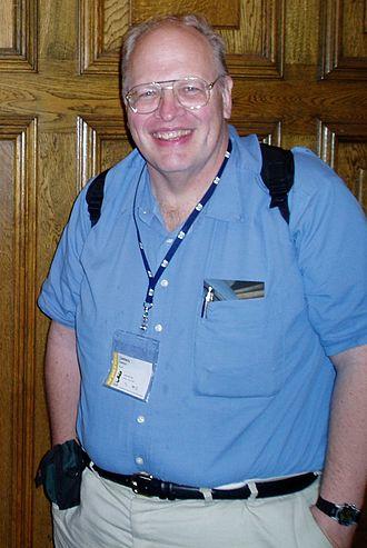 Jim Gettys - Jim Gettys at linux.conf.au, January 2006.