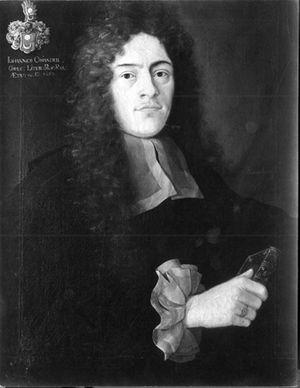 Deutsch: Johann Osiander; Gemälde der Professo...