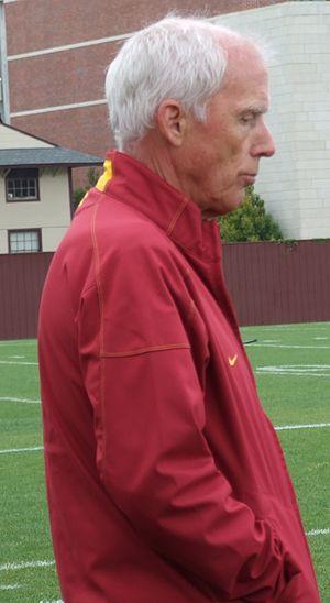 John McKay Jr. - McKay in 2011
