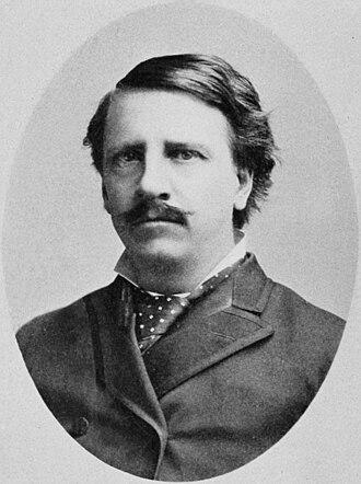 John Coit Spooner - Portrait of John Coit Spooner, in 1899.