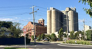 John Darling and Son - Image: John Darling & Son flour mill, Albion, Victoria