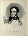 John Elliotson. Lithograph after J. Ramsay. Wellcome V0001756.jpg