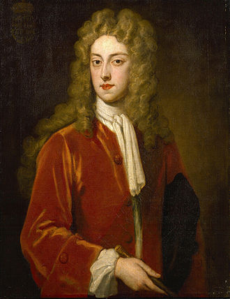 John Montagu, 2nd Duke of Montagu - The 2nd Duke of Montagu, Godfrey Kneller, 1709