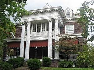 John P. Conn House - John P. Conn House, September 2011