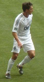 John Thorrington American soccer player
