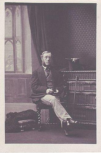 John Tremayne (1825–1901) - John Tremayne 1860