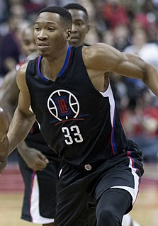 Wesley Johnson (basketball) American basketball player