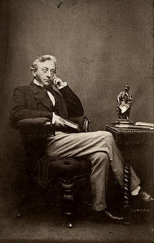 John Walpole Willis - Photographic portrait of Willis, c. 1863–1877