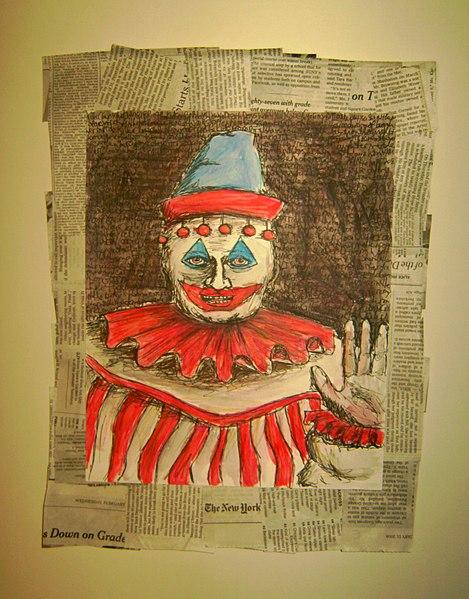 File:John Wayne Gacy art.jpg