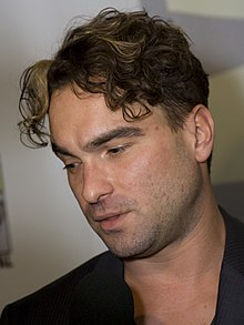 Johnny Galecki en 2008
