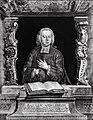 Jonas Zeuner - Ds. Paulus Weslingh, op 50-jarige leeftijd, Luthers predikant te Amsterdam 1768-1778 - SA 4349 - Amsterdam Museum.jpg