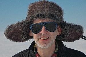 Jon Shanklin - Jonathan Shanklin in Antarctica, summer 2012