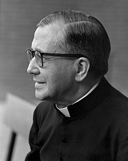Josemaría Escrivá Spanish Roman Catholic priest and saint