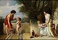 Joseph Coomans - The visit.jpeg