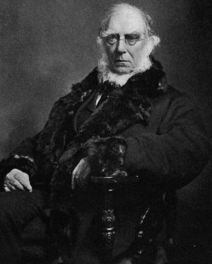X Club - English botanist and explorer Joseph Dalton Hooker