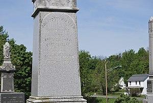Joseph H. Allen - Image: Joseph H Allen Grave 3