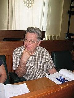 André Joyal Canadian mathematician