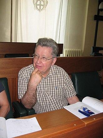 André Joyal - Image: Joyal Andre