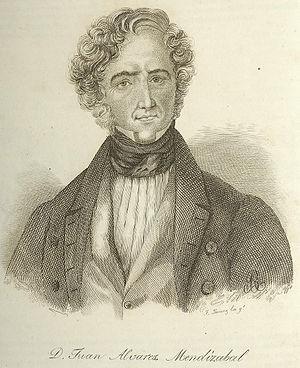 Álvarez y Mendizábal, Juan (1790-1853)