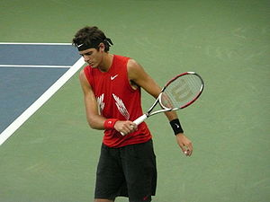 Juan Martin del Potro at the 2008 US Open2