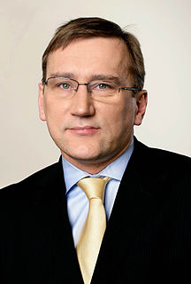 Juhan Parts Estonian politician