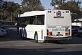 Junee Buses (6689 MO) Express bodied Volvo B7RLE on Cross Street, Wagga Wagga.jpg