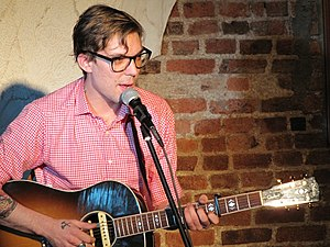 Justin Townes Earle - Image: Justin Townes Earle 2010