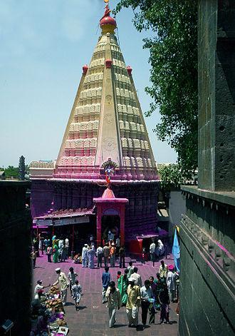 Jyotiba Temple - Image: Jyotiba 1