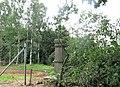 Kříž naproti domu 144 ve Starých Křečanech (Q104983717) 01.jpg