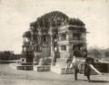KITLV 377945 - Clifton and Co. - Buddhist temple in the fort at Gwalior in North India - Around 1890.tif
