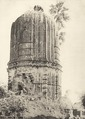KITLV 88209 - Unknown - Temple at Chhinpur in British India - 1897.tif