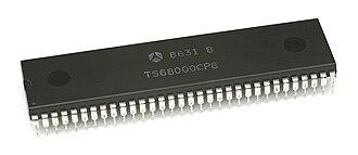 Motorola 68000 - Thomson TS68000