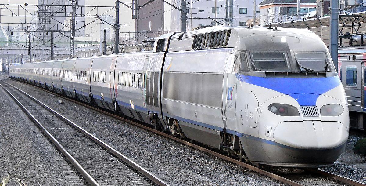 Korea Train Express - Wikipedia