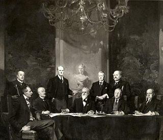 Pacification of 1917 Political agreement in the Netherlands
