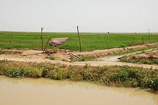 Gorgol Region region of Mauritania