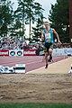 Kalevan Kisat 2018 - Men's Long Jump - Kristian Pulli - 2.jpg