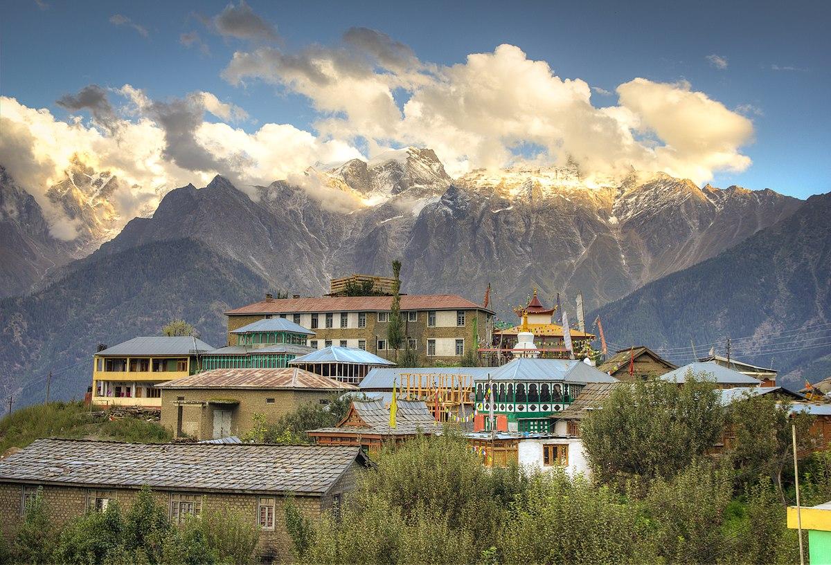 Kalpa, Himachal Pradesh - Wikipedia