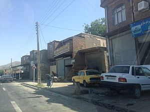 Kani Sur - Image: Kani Sur City in Bane kordestan Iran