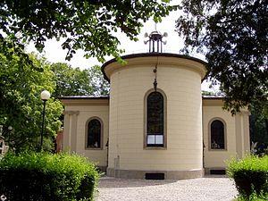 Kaplica Zmartwychwstania Pańskiego w Krakowie 1.jpg
