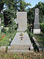 Karel Hlaváček-hrob, Hřbitov Libeň 14.jpg