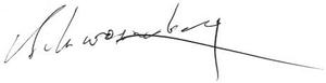 Karel Schwarzenberg - Image: Karel Schwarzenberg Signature